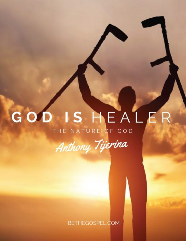God is Healer Manual